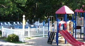 Paradise Park Playground