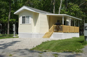 RV Rental Unit Old Orchard Beach Maine