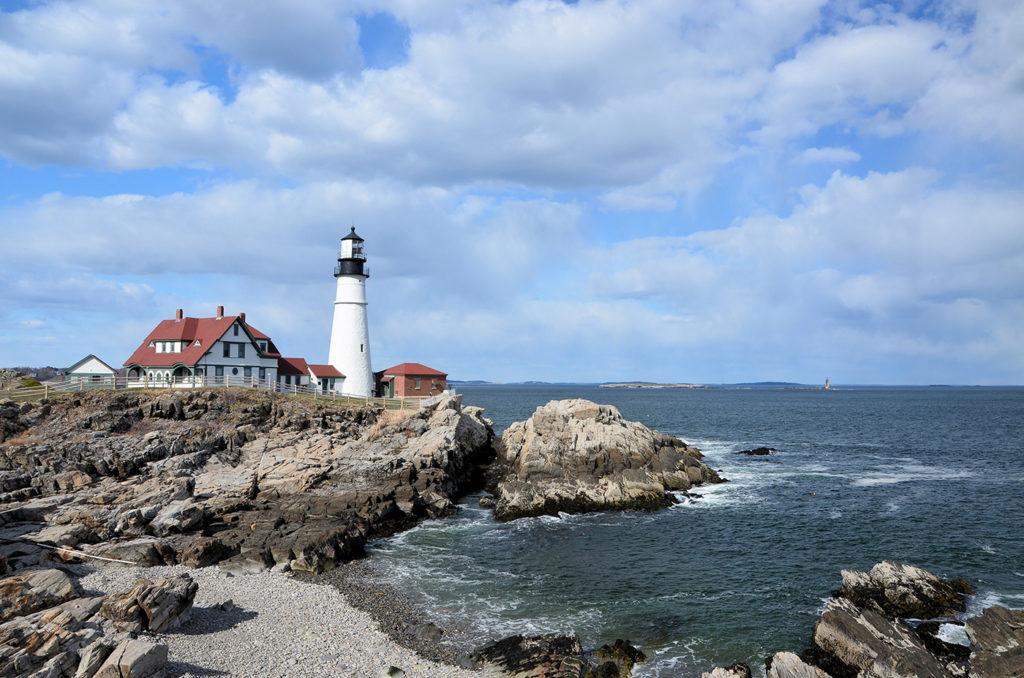 Portland Headlight Maine Lighthouse